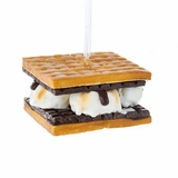 Christmas Ornament - Foam Smores - 2.75in