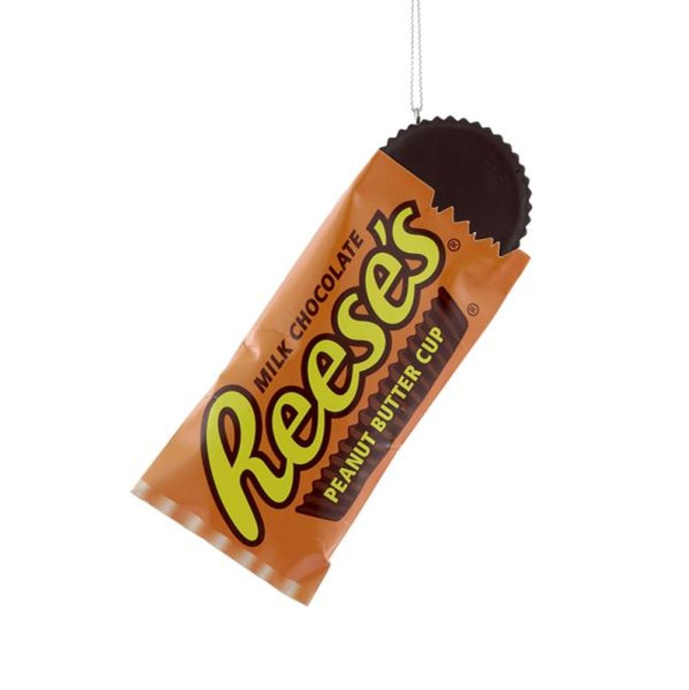 Christmas Ornament - Reese's Bag - 5.5in