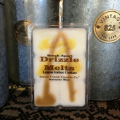 """Christmas Tree Hill Exclusive - Swan Creek Drizzle Melts Pack of 6 cubes - """"Lemon Icebox Cookies"""""""