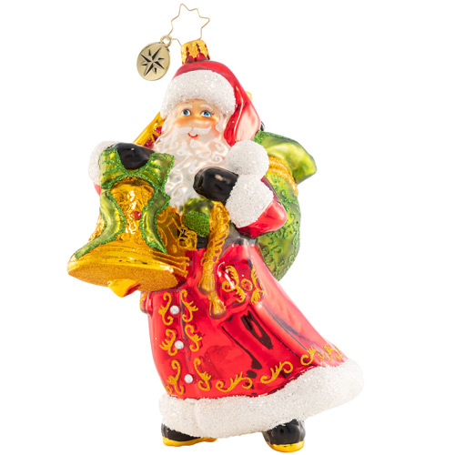 Christopher Radko Glass Ornament - A Christmas Melody Limited 2021