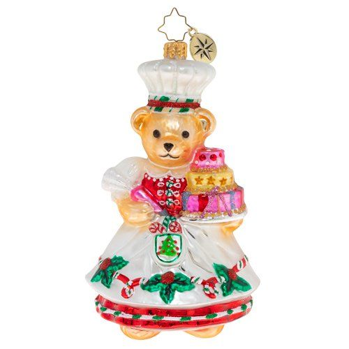 Christopher Radko Glass Ornament - Muffy's Great Cake Bake 2020