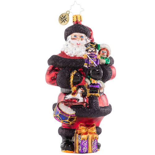 Christopher Radko Glass Ornament - Swanky Gift Delivery 2021