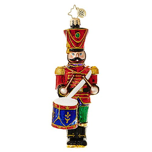 Christopher Radko Ornaments - Holiday Nutcrackers
