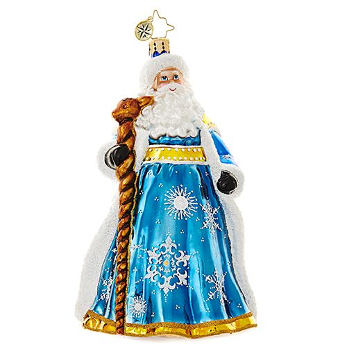 Radko Santa Ornaments � Santa Figures Collection