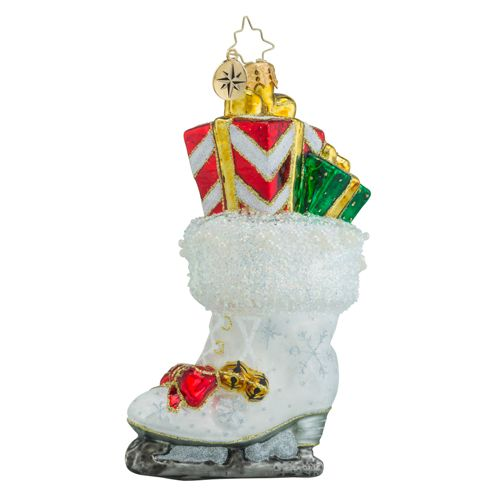 Christopher Radko Ornaments - Christmas Stockings