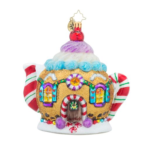 Christopher Radko Ornaments - Candy and Sweets Collection