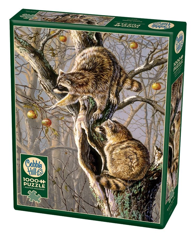 Cobble Hill Jigsaw Puzzle - 1000pcs - Ringtail Ringers