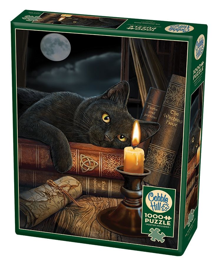 Cobble Hill Jigsaw Puzzle - 1000pcs - Witching Hour
