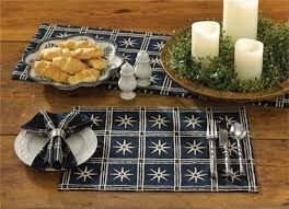 Country Table Linens and Placemats � Dining Room Decor