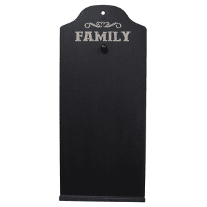 Decorative Calender Holder - Family - 33in