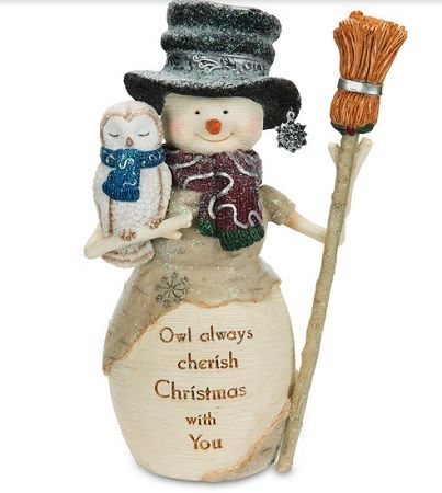 The Birchhearts Snowmen Figurines & Collectibles