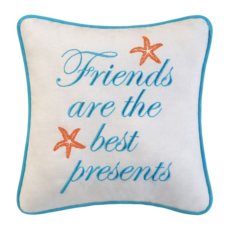 Decorative Pillows - Throw Pillows & Message Pillows