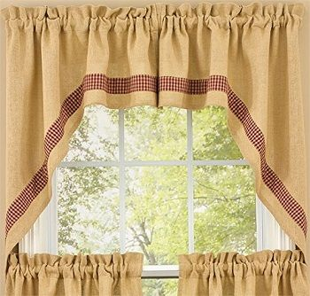 Window Valances and Swags � Country Window Dressings
