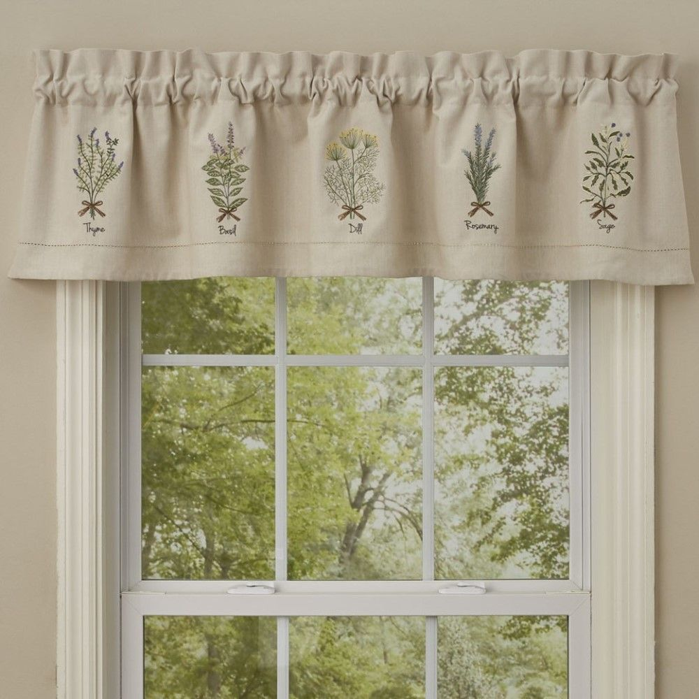 Window Valances and Swags � Farmhouse Window Dressings