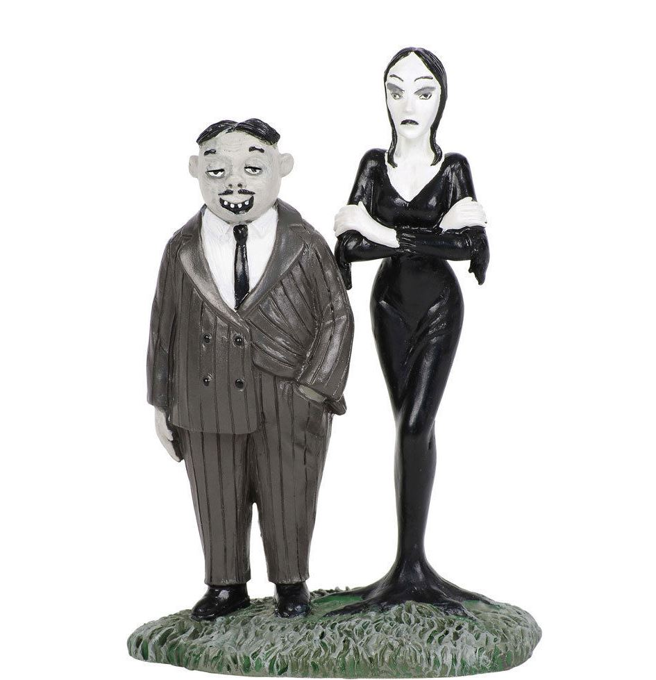 Department 56 Addams Family - Gomez and Morticia 2018
