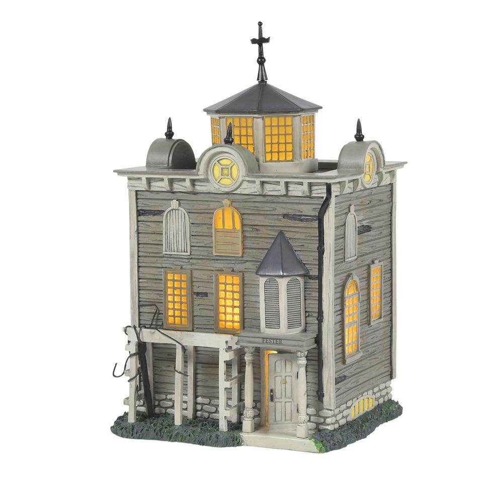 Department 56 Addams Family - Uncle Fester's House 2021