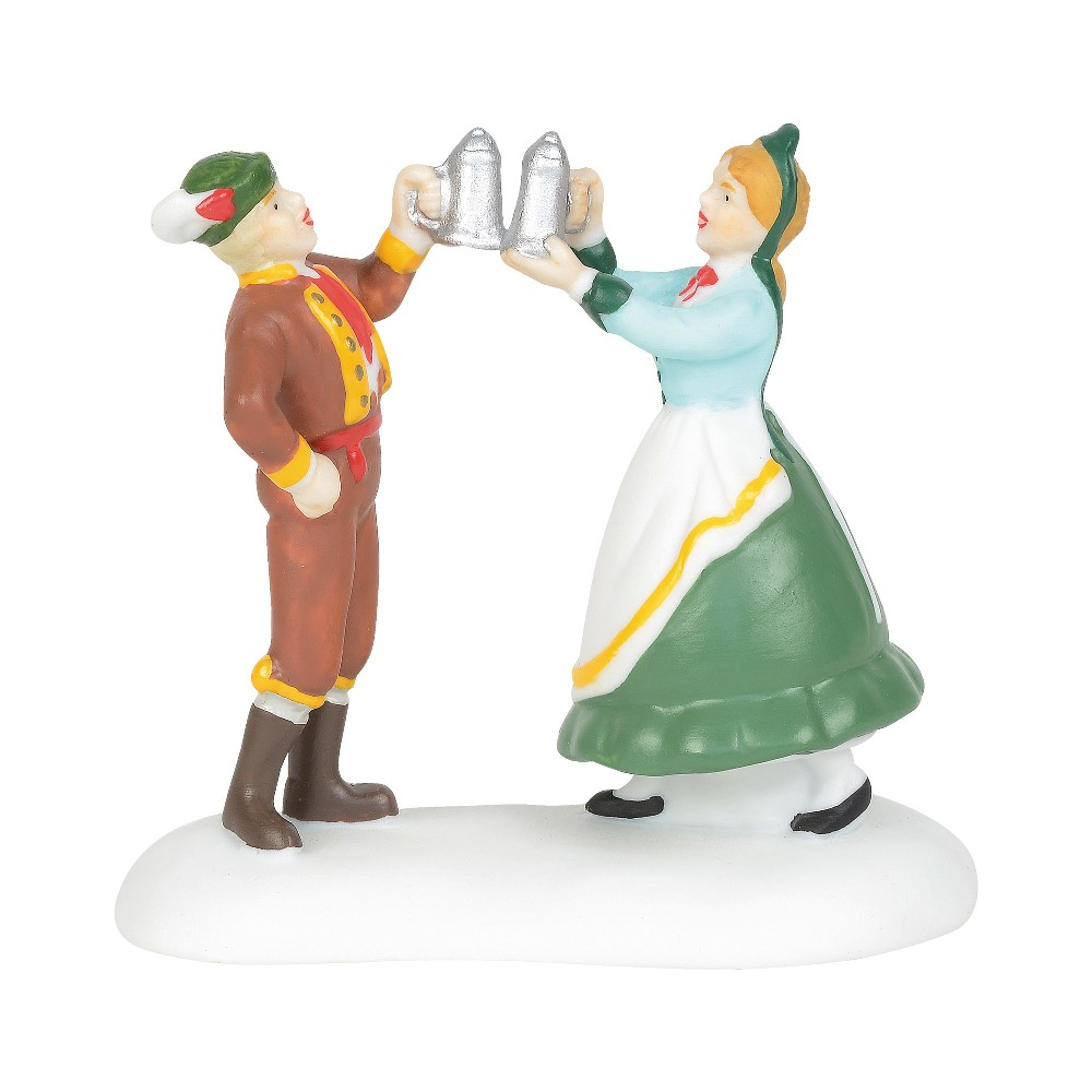Department 56 Alpine Village Accessory - Prost! 2019
