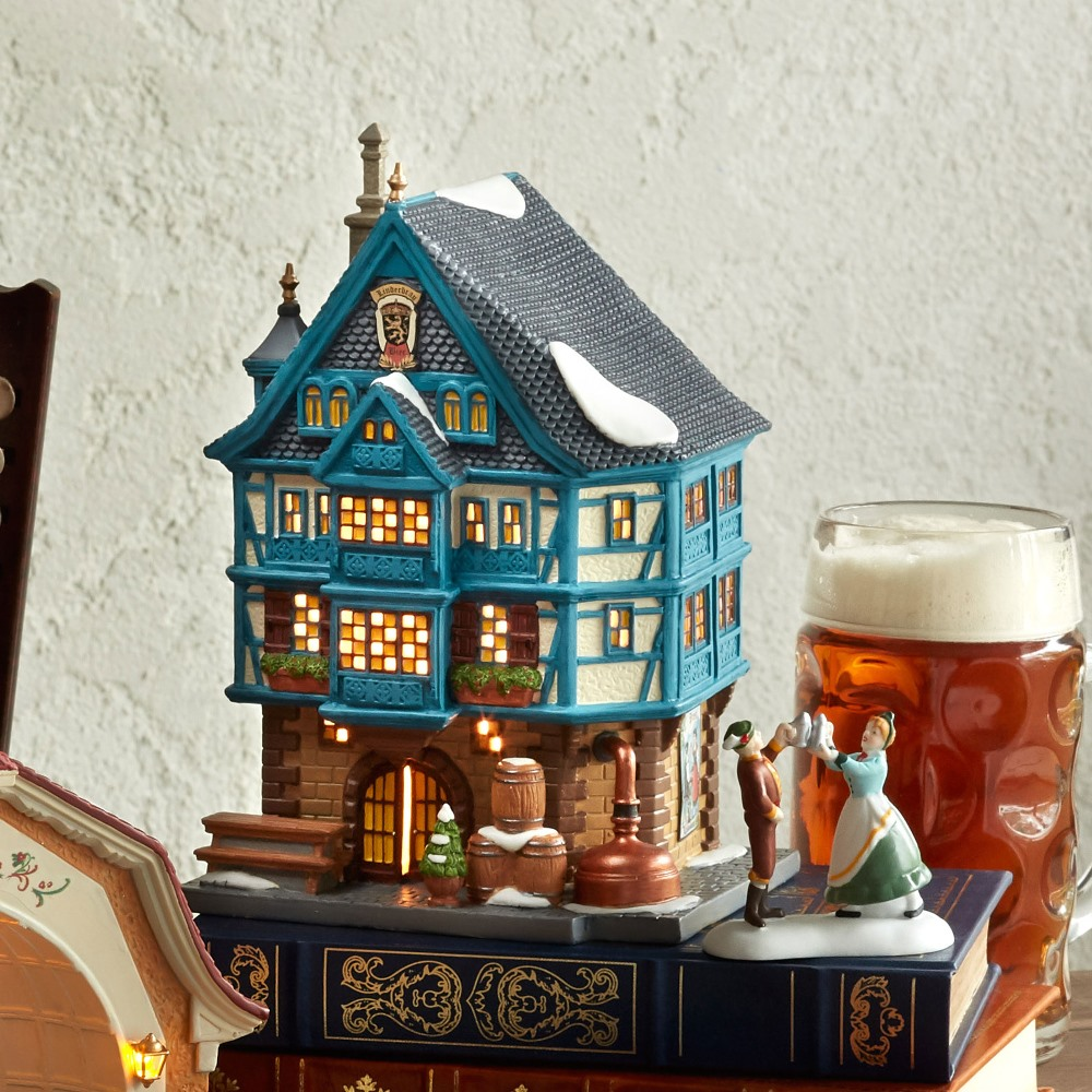 Department 56 Alpine Village - Linderbrau Beer Hall 2019