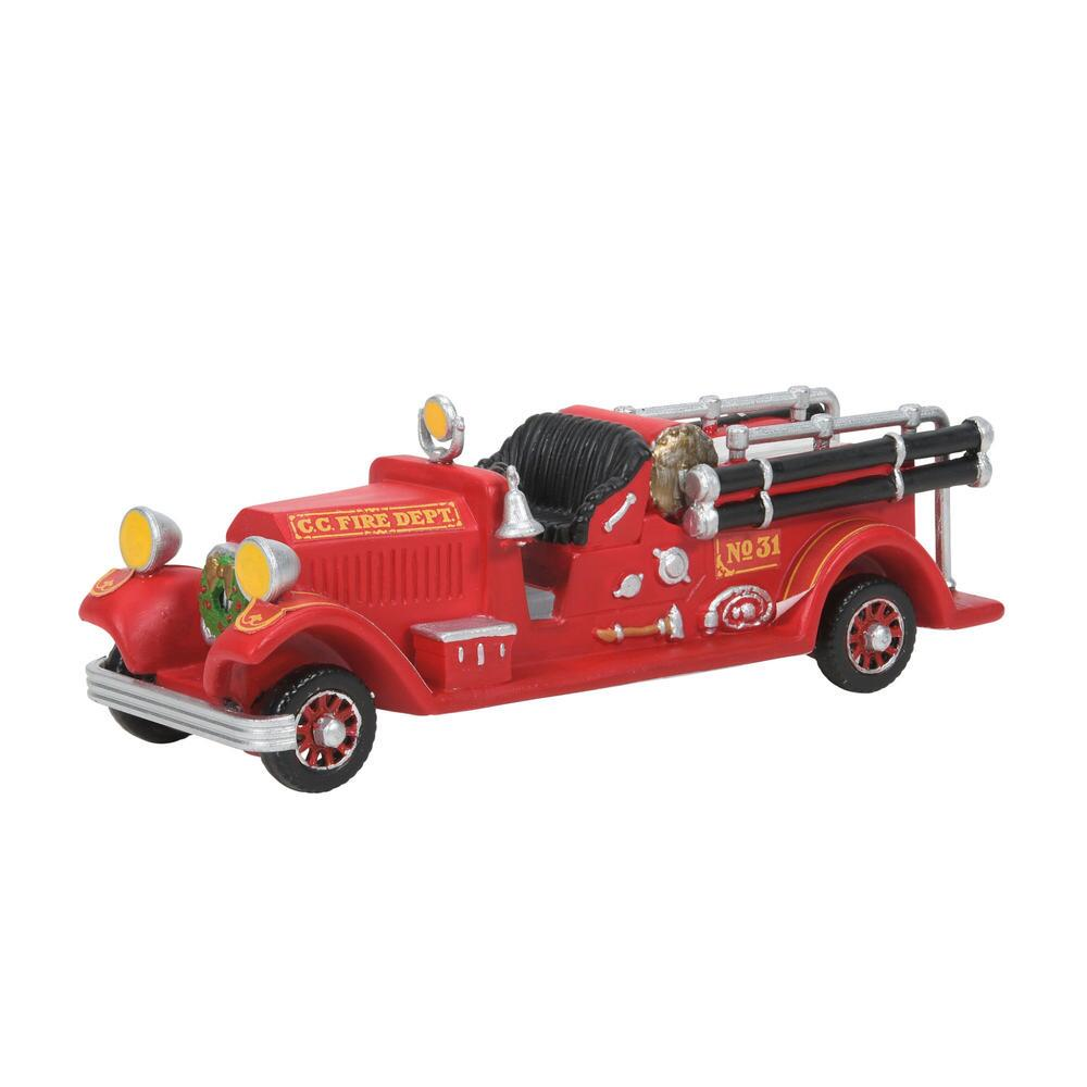 Department 56 Christmas in the City Accessory - Engine No 31 2021
