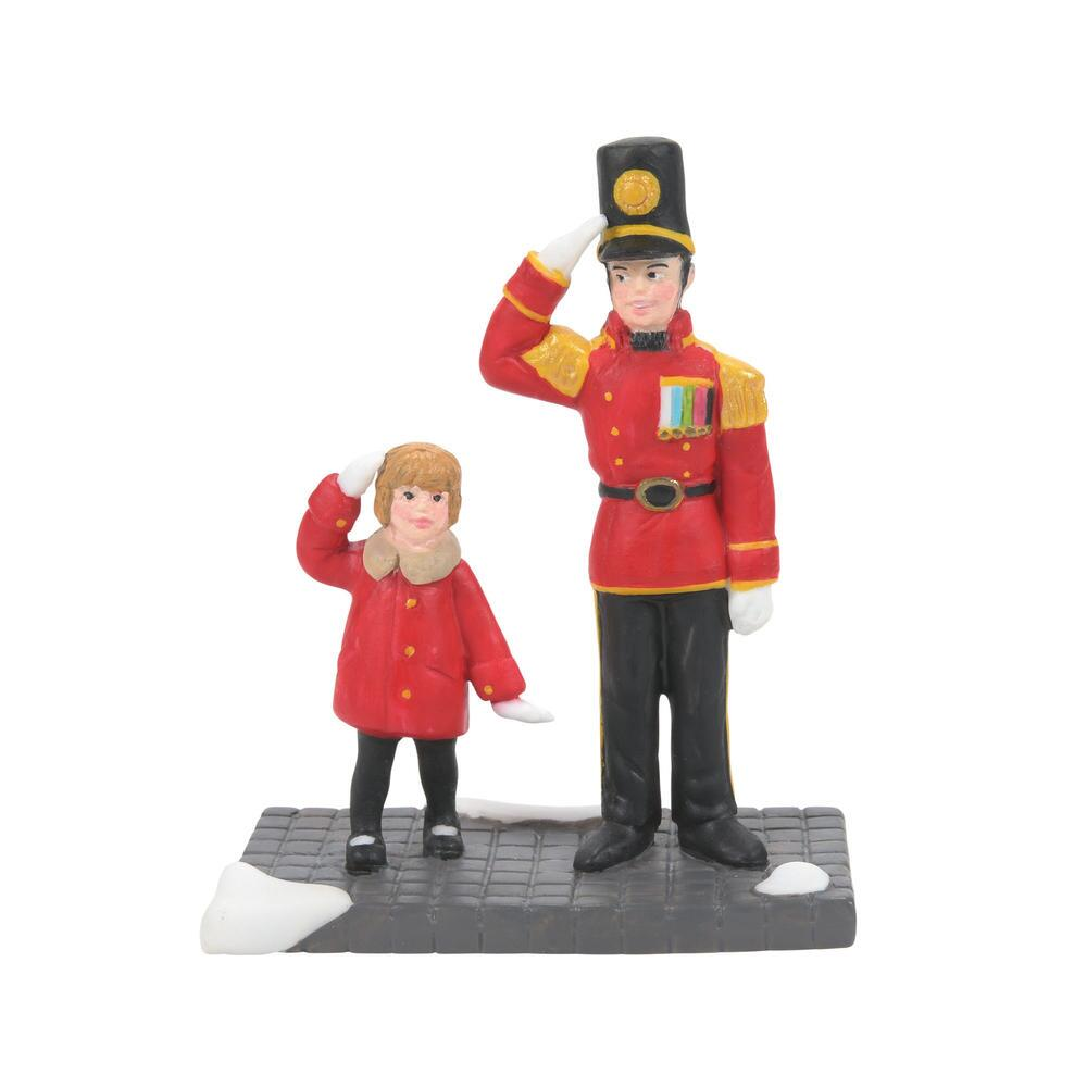 Department 56 Christmas in the City Accessory - Joining Forces 2021