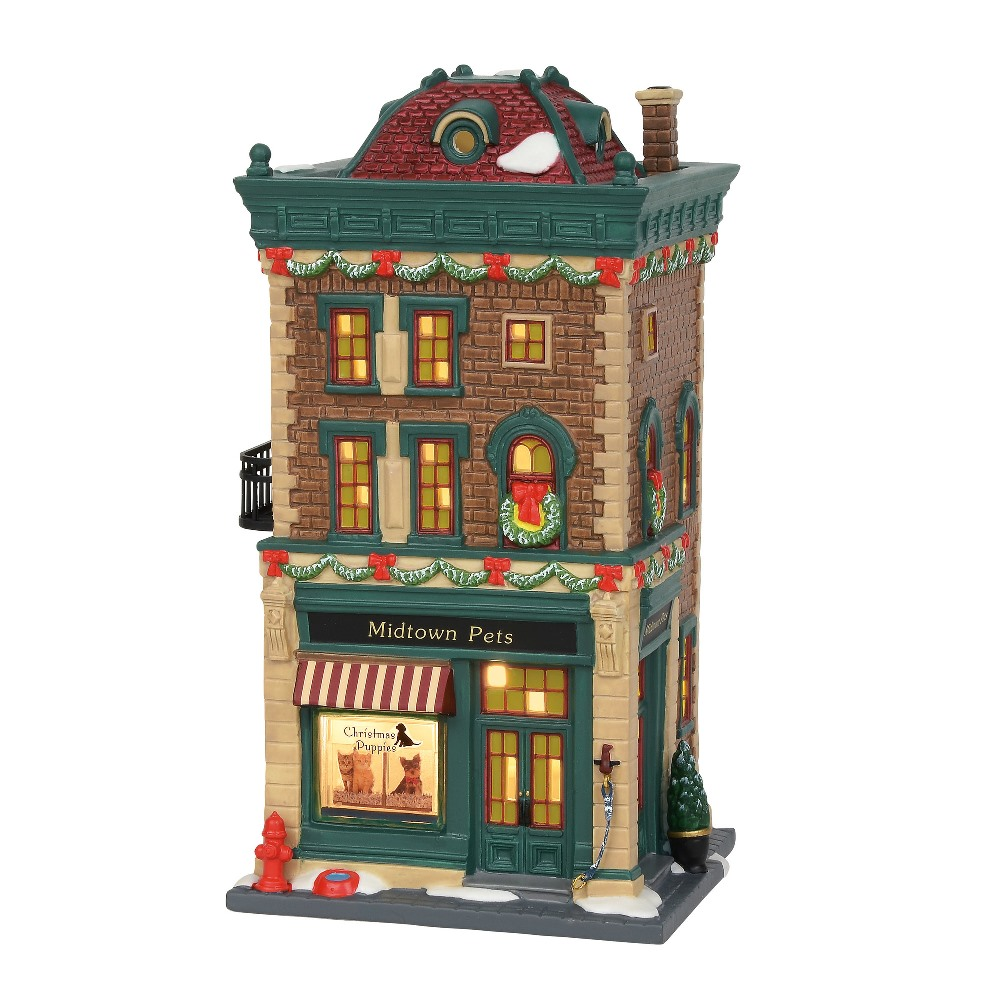 Department 56 Christmas in the City - Christmas Tails 2019