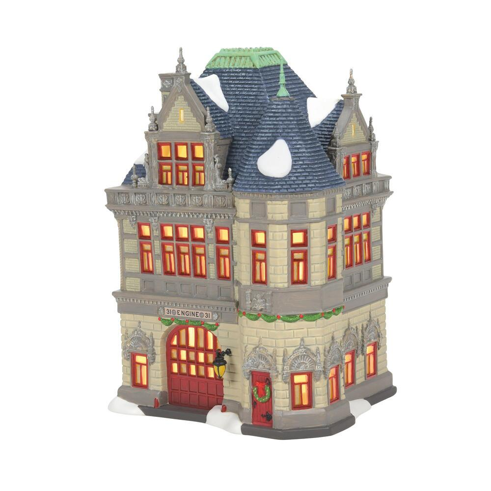 Department 56 Christmas in the City - Engine Company 31 2021