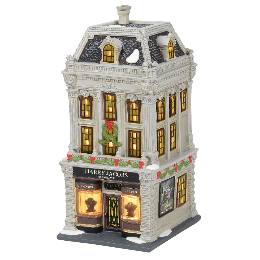 Department 56 Christmas in the City - Harry Jacobs Jewelers 2020
