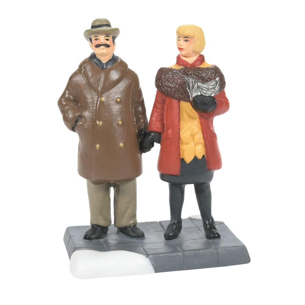 Department 56 Christmas in the City Accessory - A Splendid Dinner 2021