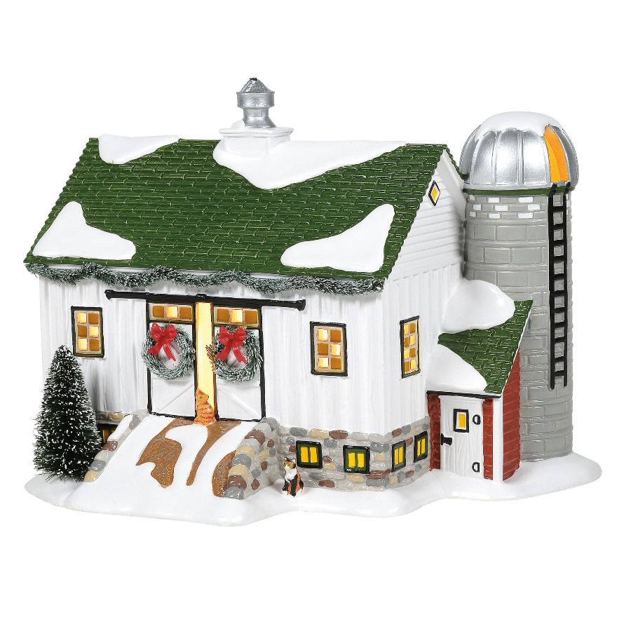 Department 56 Country Living Village - Crooked Creek Farm