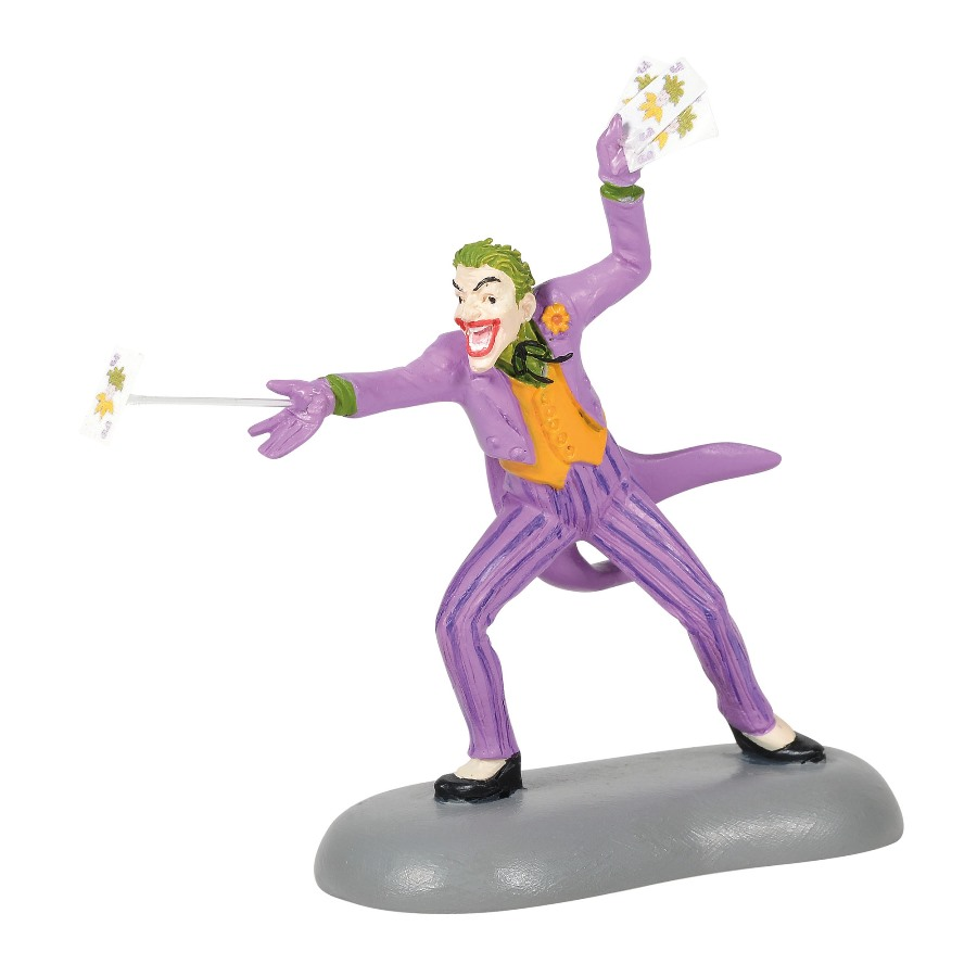 Department 56 DC Comics Accessory - Joker 2020