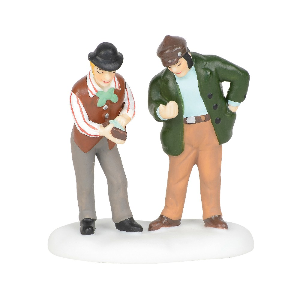 Department 56 Dickens Village Accessory - Fish & Chips on Me 2019