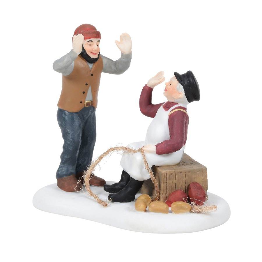 Department 56 Dickens Village Accessory - This Bigger Or Better 2020