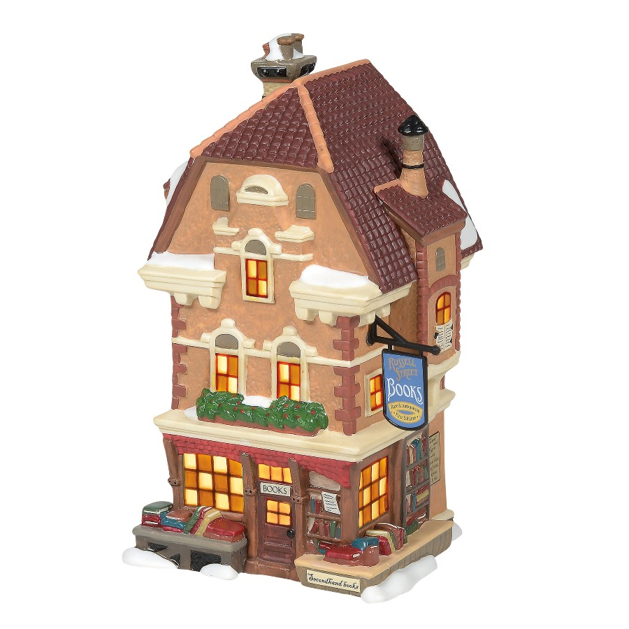 Department 56 Dickens Village - Russell Street Books 2020