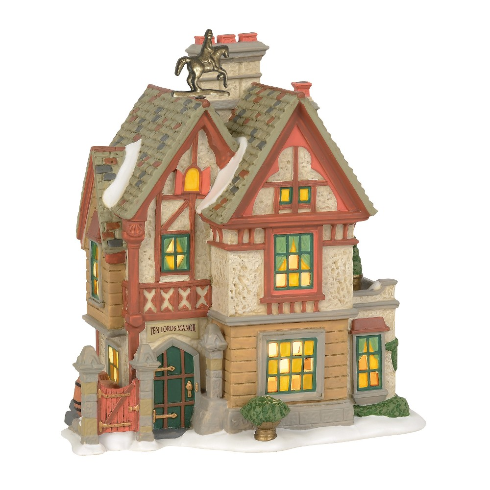 Department 56 Dickens Village - Ten Lords Manor 2019