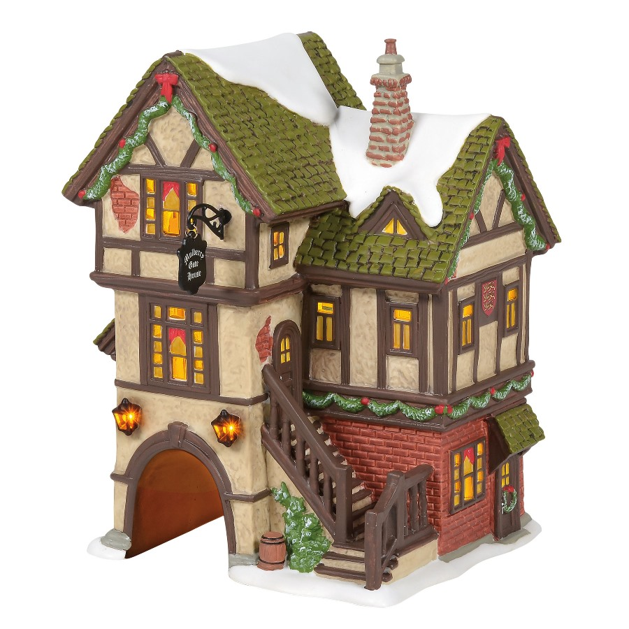 Department 56 Dickens Village - The Mulberry Gate House 2020