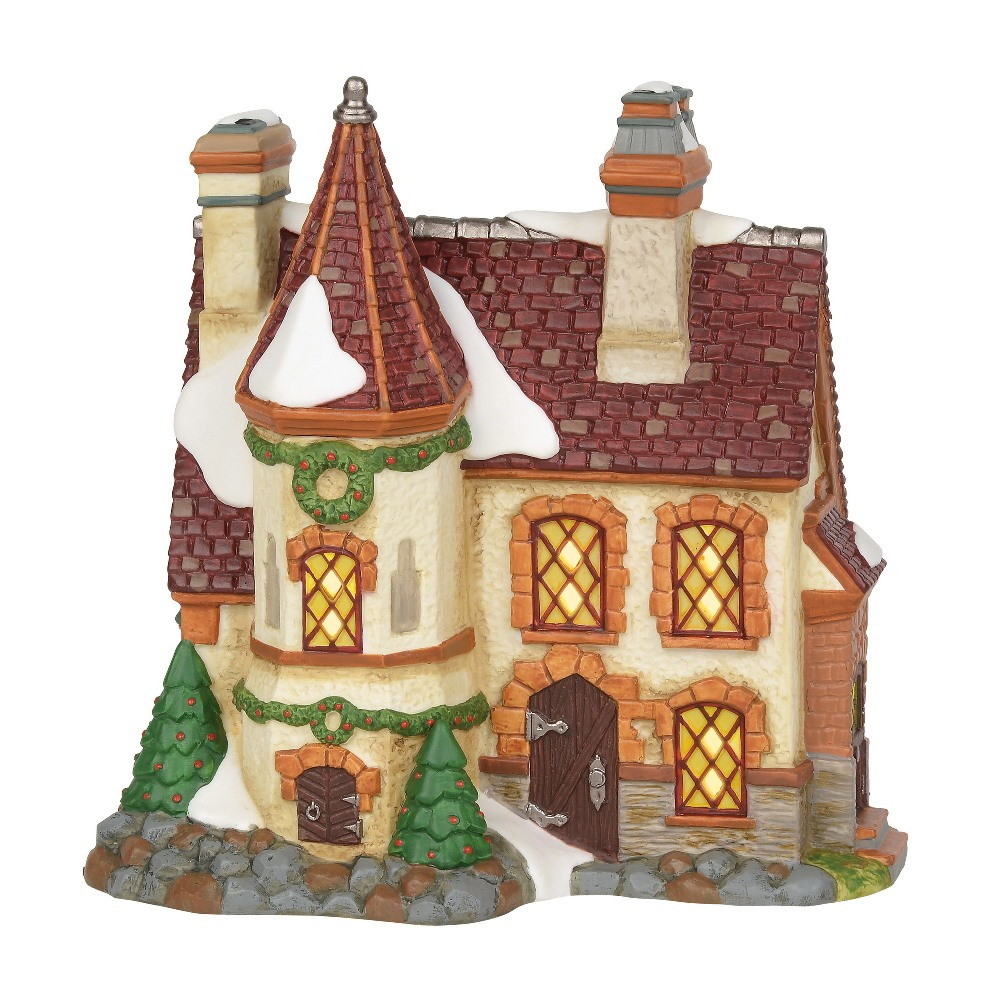 Department 56 Dickens Village - Victorian Grange House 2019