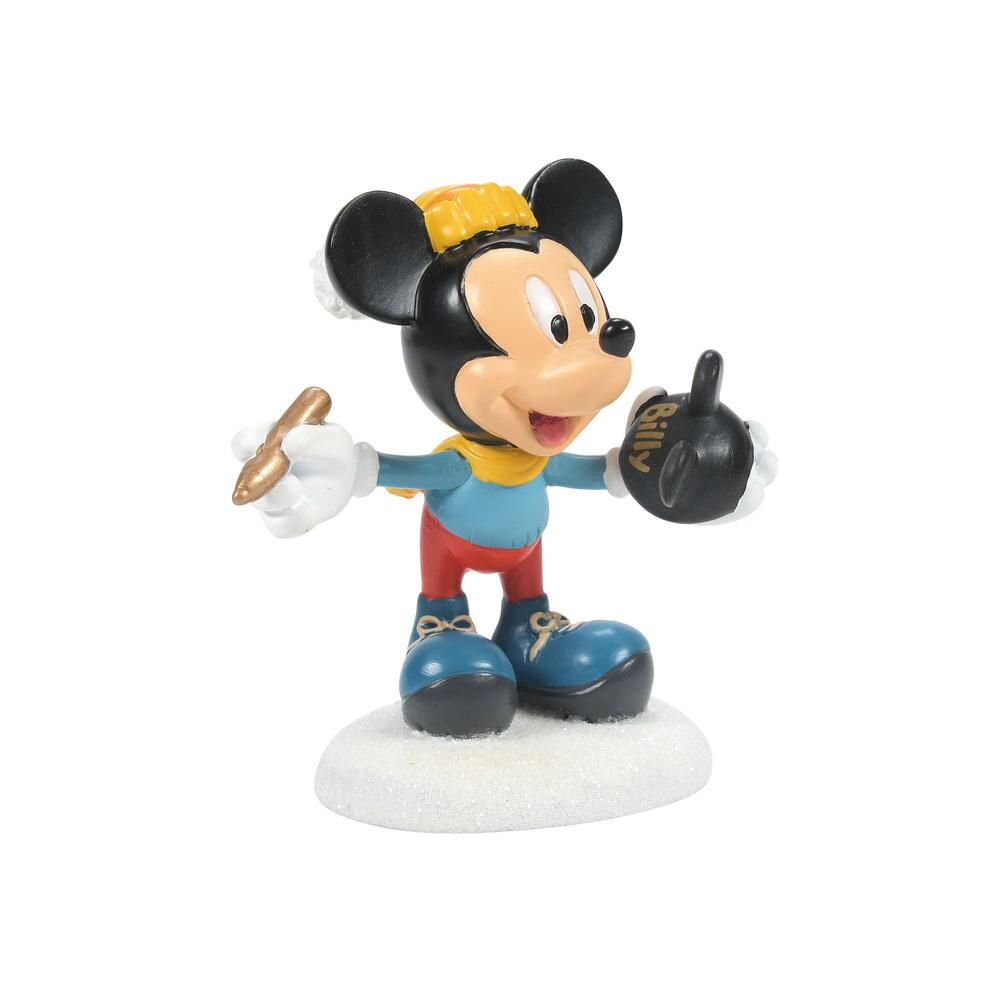 Department 56 Disney Accessory - Mickeys Finishing Touch 2020