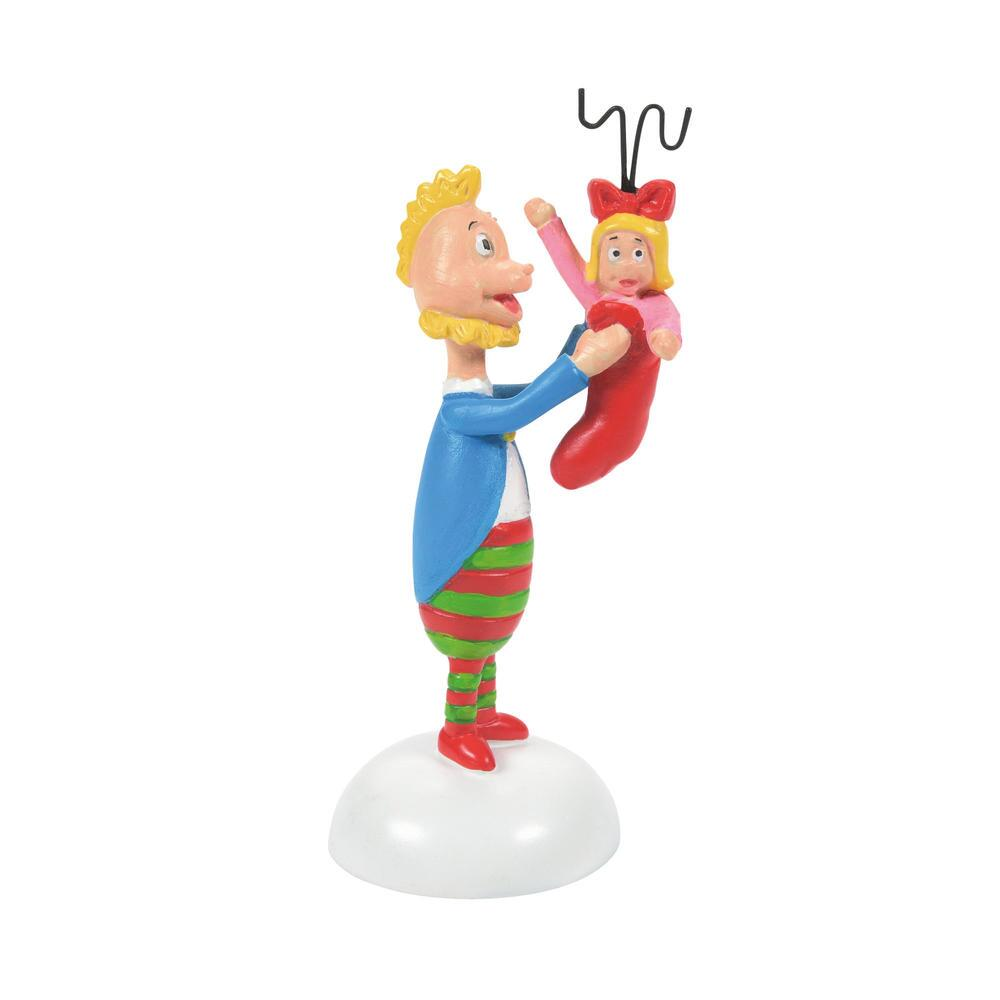 Department 56 Grinch Who-Ville - A Whos Perfect Stocking Stuffer 2021