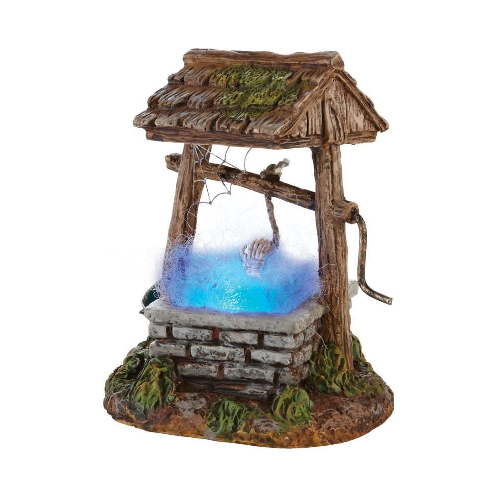 Department 56 Halloween Accessory - Haunted Well 2013