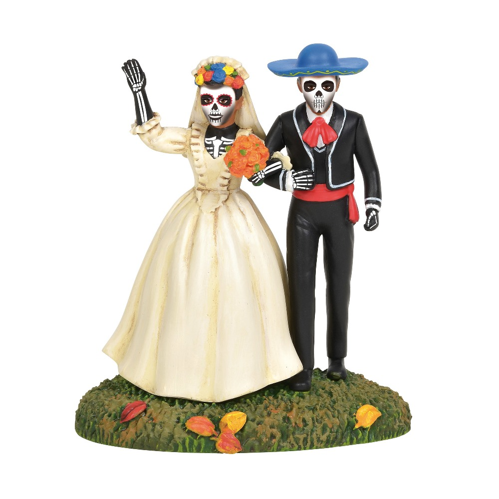 Department 56 Halloween Village Accessory - Eternal Love 2019
