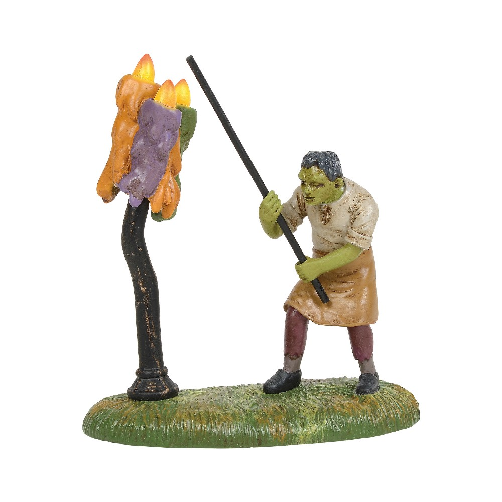 Department 56 Halloween Village Accessory - Lighting Wicked Waxes 2019