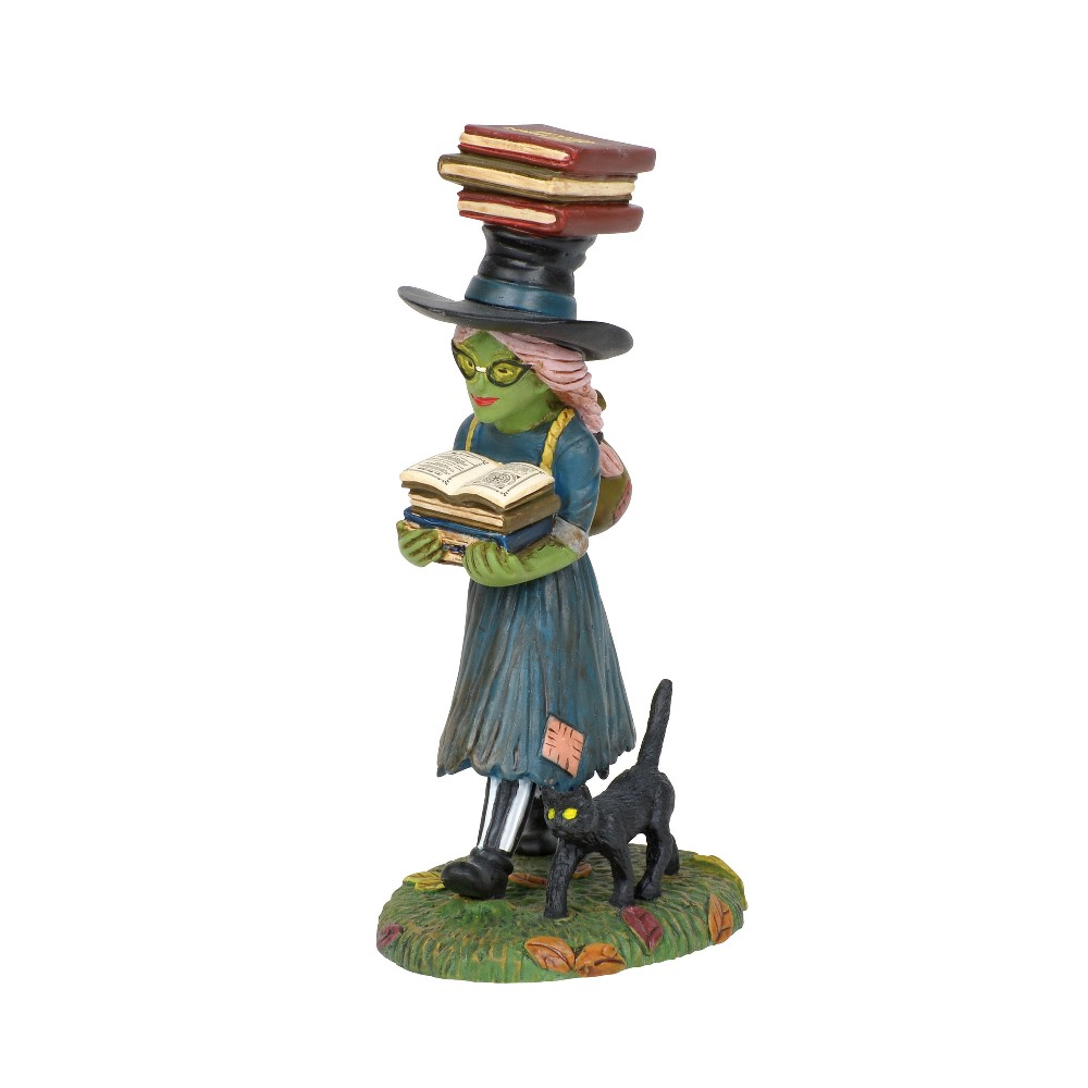 Department 56 Halloween Village Accessory - No Spell Unlearned 2019