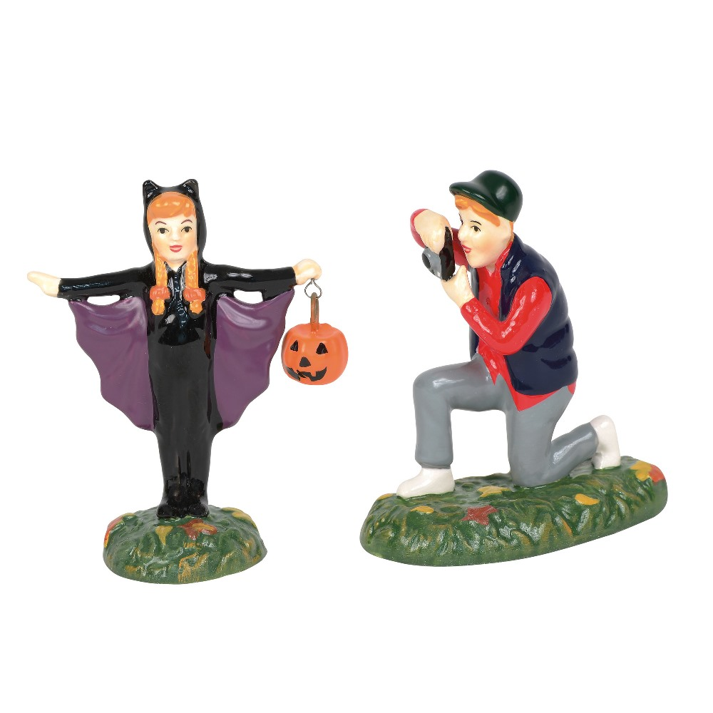 Department 56 Halloween Village Accessory - You Look Batastic 2019