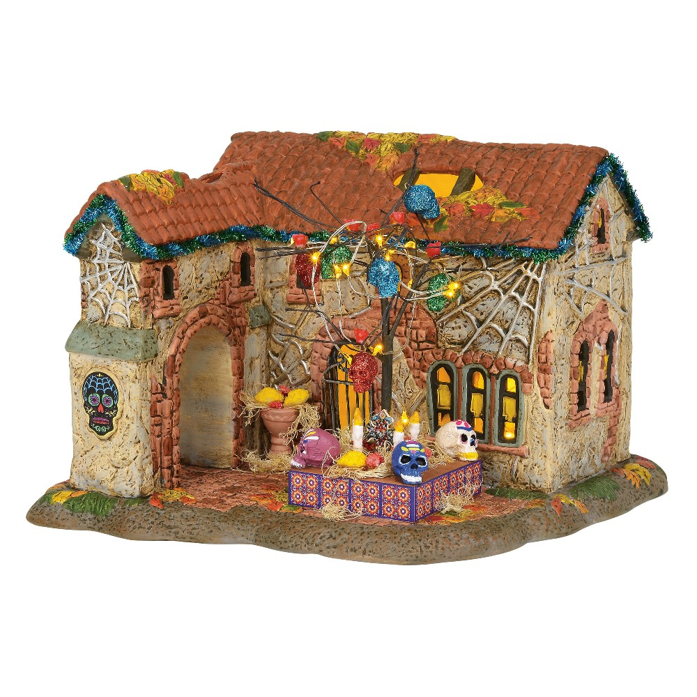 Department 56 Halloween Village - Day Of The Dead House 2019