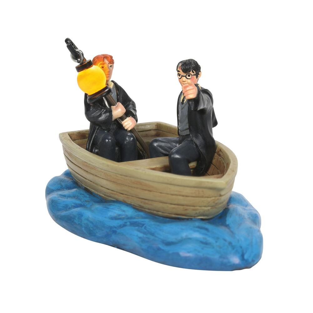 Department 56 Harry Potter Village Accessory - First Years Harry & Ron 2021