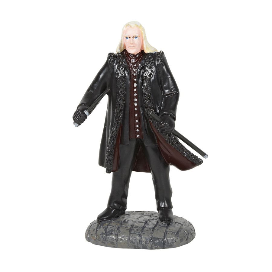 Department 56 Harry Potter Village Accessory - Lucius Malfoy 2020