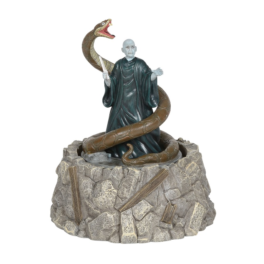 Department 56 Harry Potter Village - Lord Voldemort & Nagini 2020