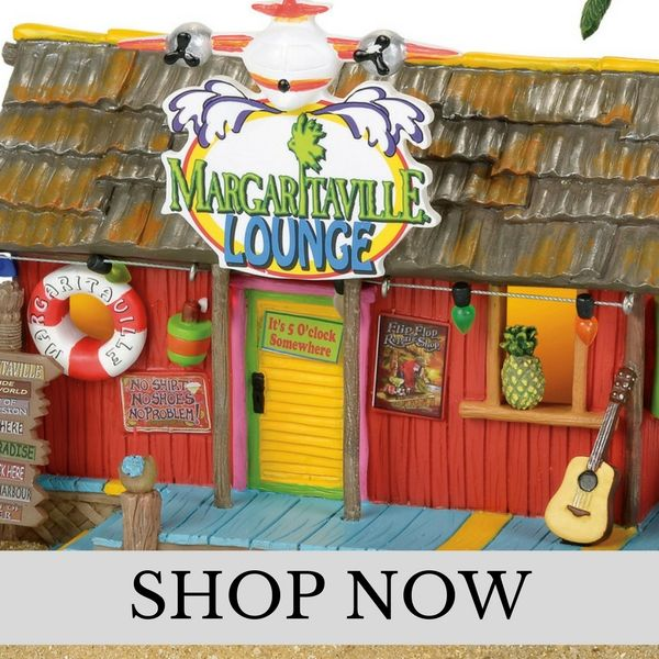 Department 56 - Margaritaville Village - Home Decor