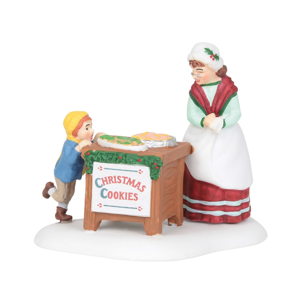 Department 56 New England Village Accessory - Christmas Cookie Special 2019