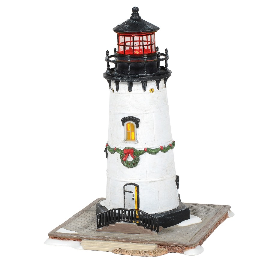 Department 56 New England Village - Edgartown Harbor Light 2020